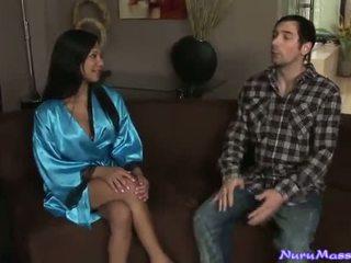massage erotique reel cuillère position